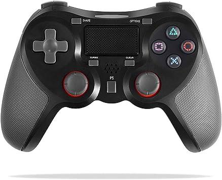 COOLEAD Mando Inalámbrico Playstation4, Controlador Inalámbrico ...
