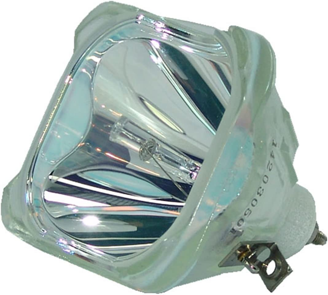 for Mitsubishi 915P043010 Lamp Only by LucentBulb