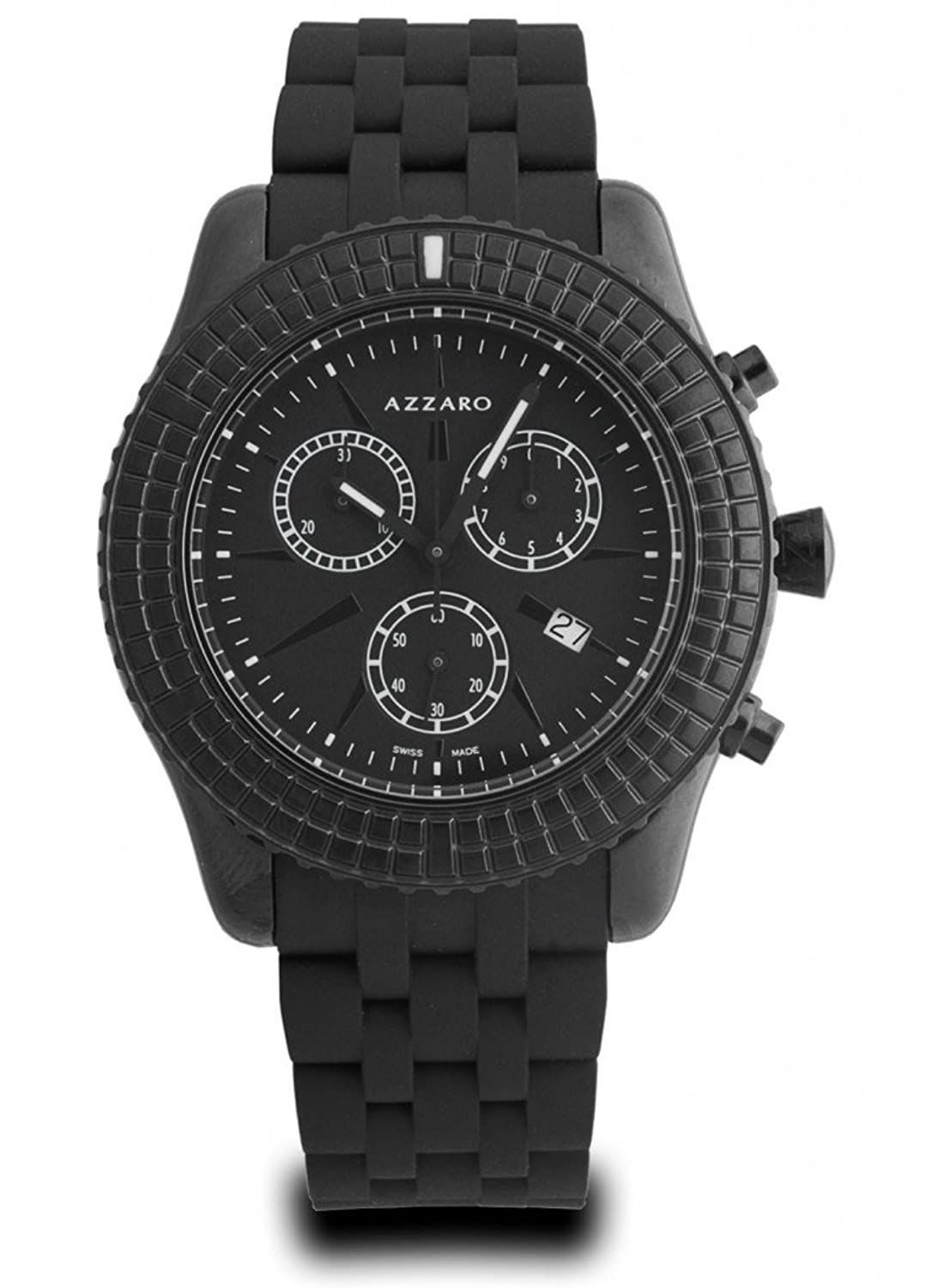 Azzaro Coastline Chronograph Swiss Made 41mm Unisex