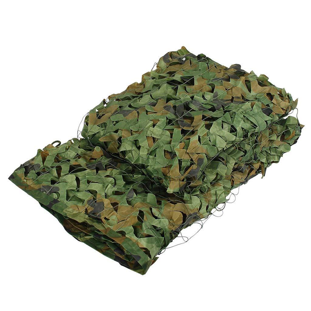 510m M-Y-L Filet camouflageFilet de Camouflage Camping Masquer Les moustiquaires Filets à thème Décoration de fête Filets de Prougeection Solaire,4  6m