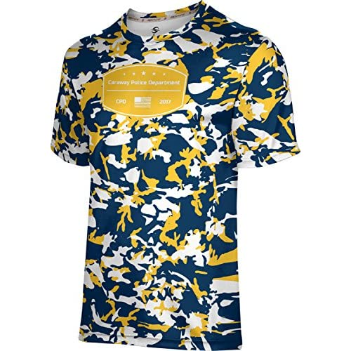ProSphere Boys' Caraway Police Department Camo Shirt (Apparel) on sale
