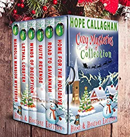 Cozy Mysteries Collection: (Home & Holiday Edition) by [Callaghan, Hope]