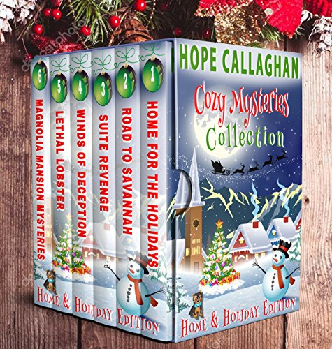 Cozy Mysteries Collection: (Home & Holiday Edition)