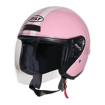 Amazon Com Custom Bilt Women S Roadster Retro Open Face Motorcycle