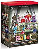 Ballet for Children - Beatrix Potter: Peter Rabbit; Tchaikovsky: The Nutcracker; Prokofiev: Peter and the Wolf; Adventures of Alice in Wonderland / The Royal Ballet [DVD] [2012] [NTSC] by Koen Kessels