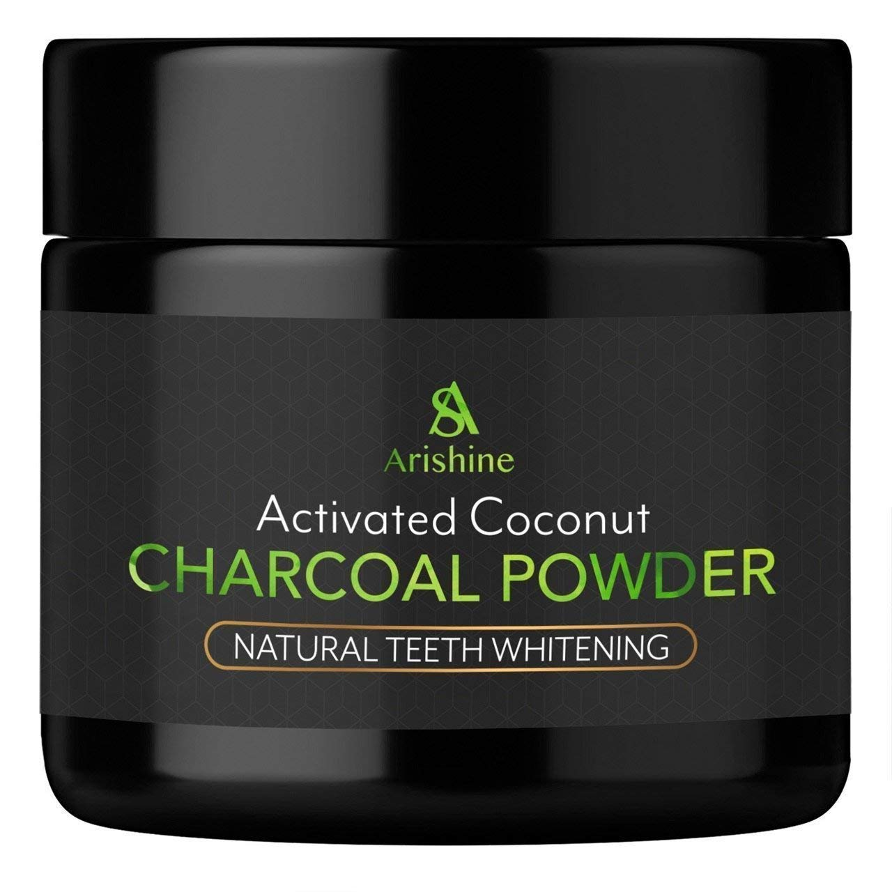 Teeth Whitening Charcoal Powder Natural - Activated Charcoal Teeth Whitening Kit – Teeth Whitener 30g product image