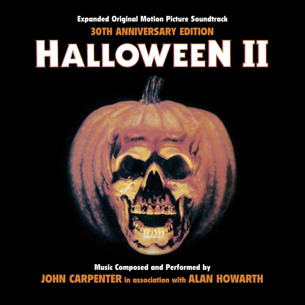 alan howarth john carpenter halloween ii 30th anniversary soundtrack amazoncom music - Halloween Music Streaming