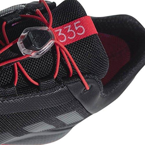Scarpe Da Trekking Adidas Per Uomo Terrex Gtx, Verde, 50,7 Eu Nero (negbas / Carbon / Roalre 000)