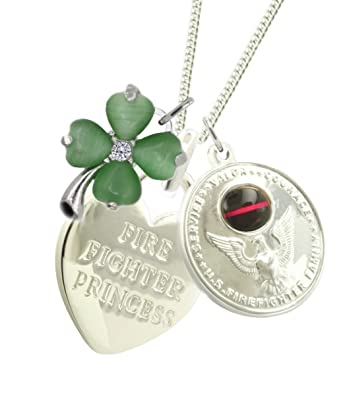 name to sassy jewelry necklaces accessories where firefighter personalized girlfriend by necklace have manila made classic