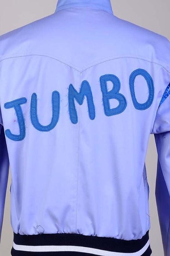 Crime Busters Bud Spencer Wilbur Walsh Cosplay Costume Uniform Jumbo Coat Jacket