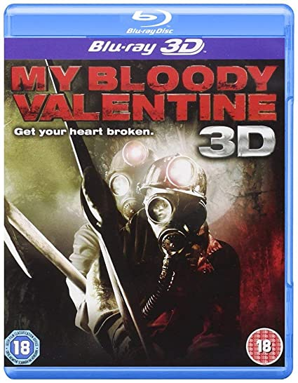 Amazon In Buy My Bloody Valentine 3d Blu Ray Blu Ray Dvd Blu Ray Online At Best Prices In India Movies Tv Shows