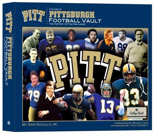Pitt Panthers Football History - 1