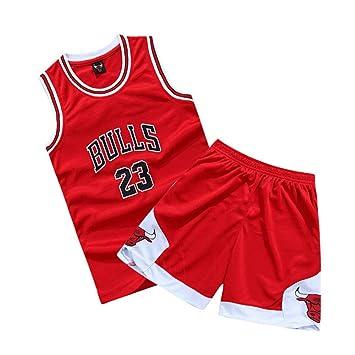 XCR Niños Chicos Niña Hombre Adulto NBA Michael Jordan # 23 ...