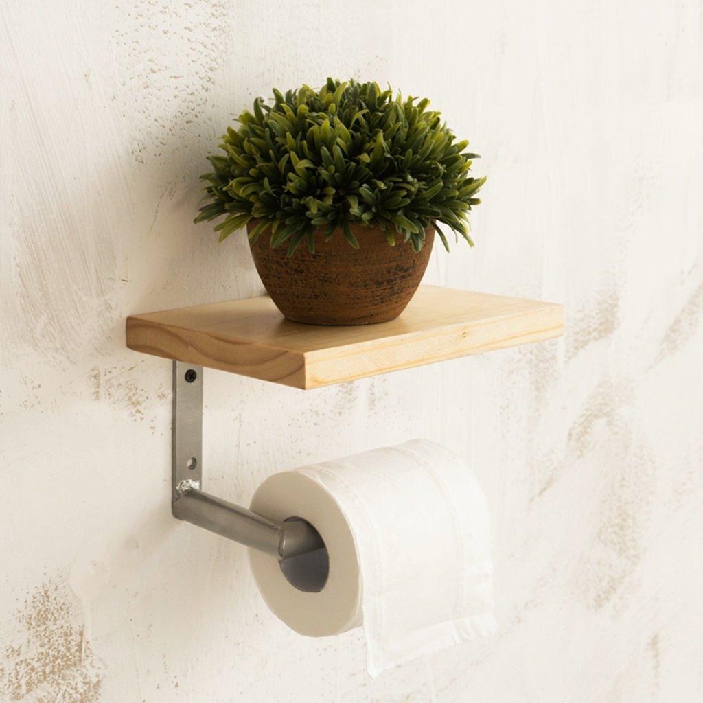 KaiGangHome Seifenspender Nordic Toilettenpapier Halter WC Wand Wand Wand Rollenhalter Bad WC Toilettenpapierhalter Freischnitt 20  15  12 cm (7,9  5,9  4,7 Zoll) (Farbe   B) B07DKCCQFB Toilettenpapieraufbewahrung 9d5e80