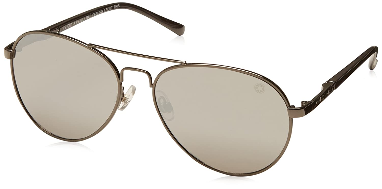 Star Wars Adult Han Solo 2 Aviator Sunglasses Black 50 mm by Foster Grant Foster Grant Eyewear