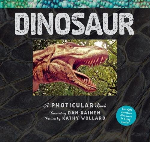 Dinosaur: A Photicular Book by Workman Publishing Company (Image #3)