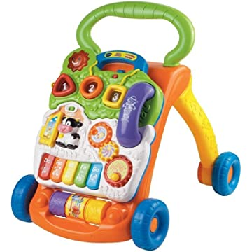 best VTech Sit-to-Stand Walker reviews
