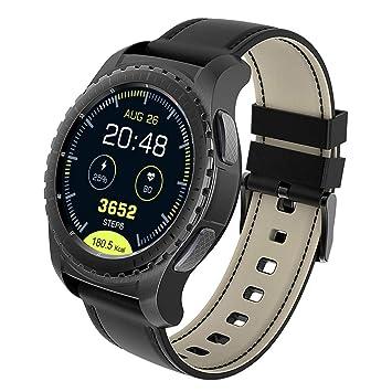 ZLOPV Pulsera SmartWatch Phone Bluetooth Smart Watch ...