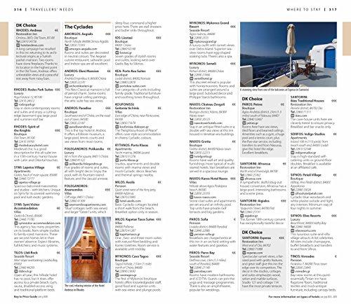DK Eyewitness Travel The Greek Islands (Eyewitness Travel Guide) - 61nsqS54ozL