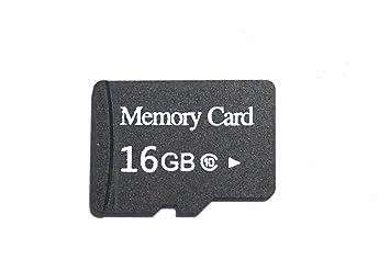 Qprods - Tarjeta Micro SD de 16 GB Clase 10 U1, 15 MB/s de Escritura, Lectura de hasta 90 MB/s. 1 año de garantía.