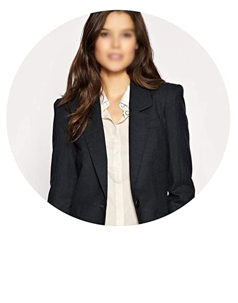 Amazon.com: Victoria-show-blazer - Traje de mujer para ...