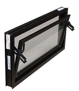 Bloquer Fenêtre Oscillo Battante 100 X 60 Cm Verre Isolant Amazon