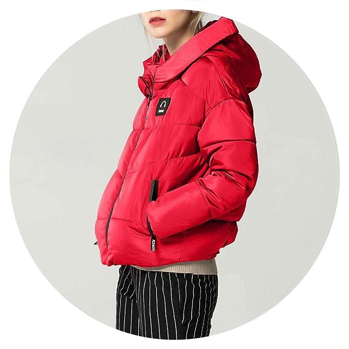 Amazon.com: Winter Jacket Women Parkas Thick Outerwear ...