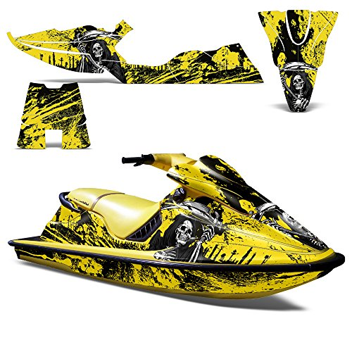SeaDoo XP 1994-1996 Decal Graphic Kit Jet Ski Wrap Jetski Decal Sea Doo DecoREAPER - Sticker Kits Fx Factory