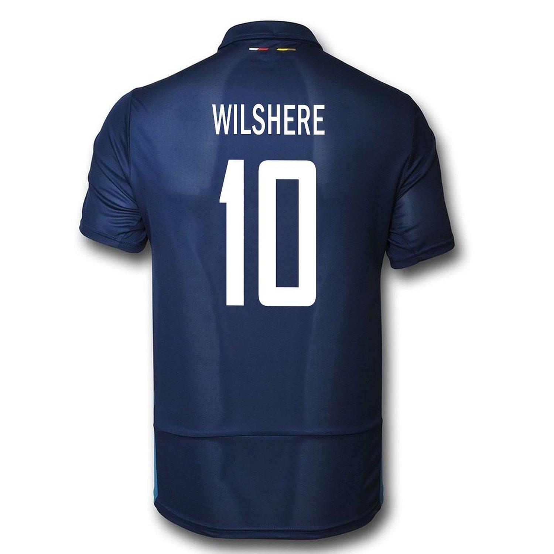 Puma Wilshere #10 Arsenal Third Soccer Jersey 2015-16 (YOUTH)/サッカーユニフォーム アーセナルFC Third用 ウィルシャー 背番号10 2015 ジュニア向け B019J9VFHY Y-X-Large, iQlabo 29922159