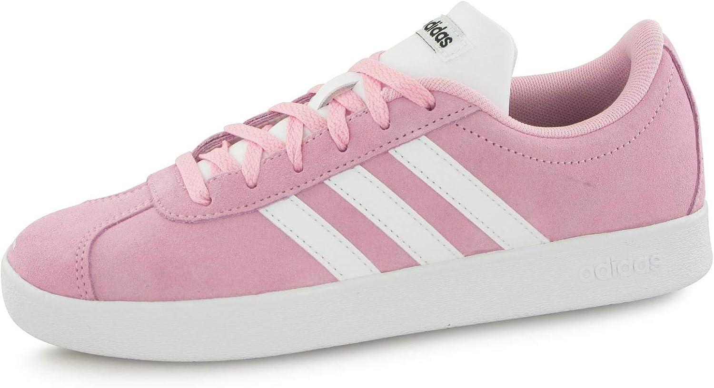 adidas VL Court 2.0 K, Chaussures de Fitness Mixte Enfant: Amazon ...