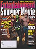 Entertainment Weekly April 28 / May 5, 2017 Exclusive! On The Set of Guardians of the Galaxy Vol. 2