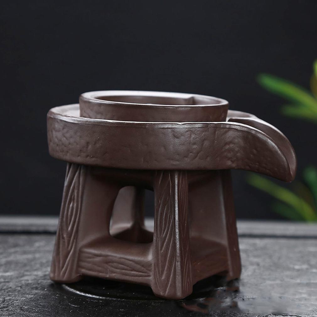 L Y zu Wann zu Y Halbautomatischen Tee-Set Zisha Keramik Haushalt Faulen Stein Tragen Kreative Heiß Laufen fb6031