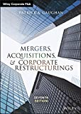 img - for Mergers, Acquisitions, and Corporate Restructurings (Wiley Corporate F&A) book / textbook / text book