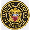 Iron-on-Patch-Embroidered-Patches-Application-United-States-of-America-Emblem-Badge