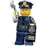 Lego 71000 Series 9 Minifigure Police Man