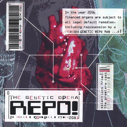 Repo! The Genetic Opera - Zydrate Anatomy - YouTube