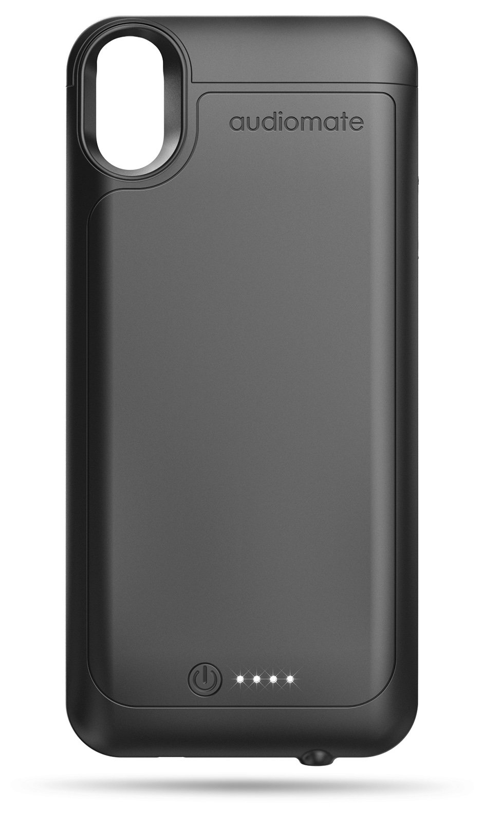 big sale ea926 f3acb iPhone X AudioMod Battery Case - Unboxed