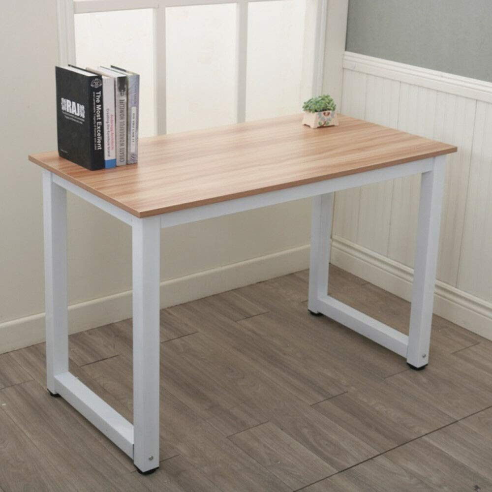 Prountet Home Office PC Corner Computer Desk Laptop Table Workstation Furniture by Prountet (Image #6)
