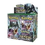 Best Pokemon Booster Boxes - Pokemon XY Fates Collide Booster Box Review