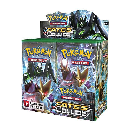 Pokemon XY Fates Collide Booster Box by Pokémon