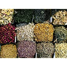 20-herb Starter Set (Organic and Wild Harvested Herbs)
