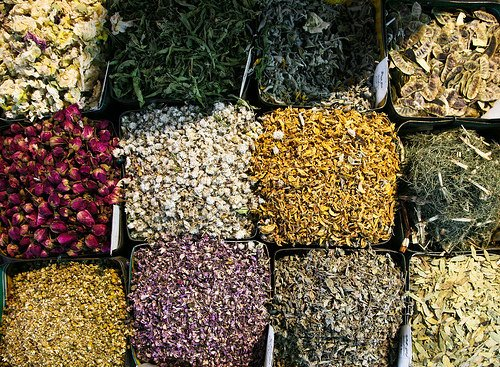 Herbal Sampler: Psychic/spirituality Herbs (Witch Herb)