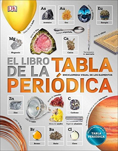 El libro de la tabla peridica spanish edition dk 9781465471765 el libro de la tabla peridica spanish edition dk 9781465471765 amazon books urtaz Choice Image