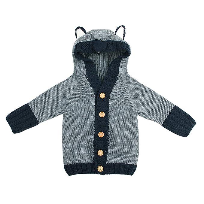 Amazon.com: Abrigo de invierno para niños, de Fineser Lovely ...