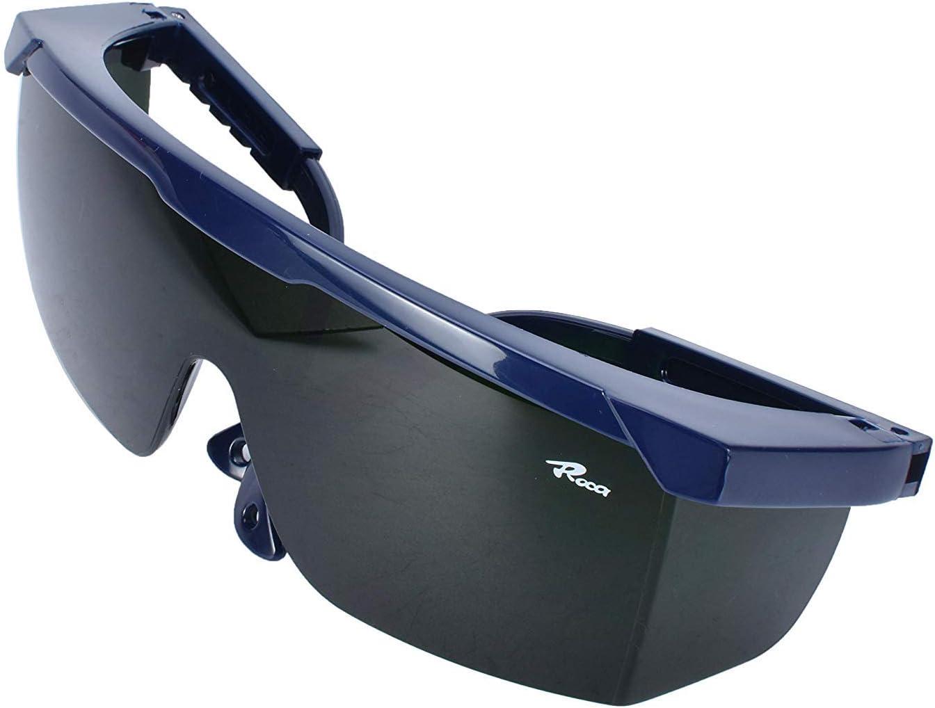 mufly Gafas de soldar , Electrodos Soldadura Gafas de Seguridad Gafas de Seguridad Laboral