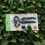 VT BigHome Grafting machine Garden Tools with 2 Blades Tree Grafting Tools Secateurs Scissors grafting tool Cutting Pruner
