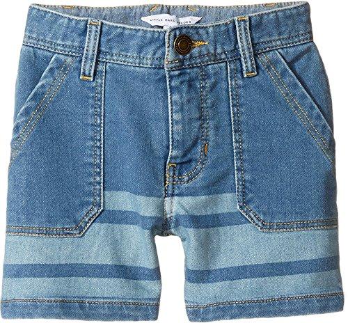 Price comparison product image Little Marc Jacobs Baby Boy's Denim Effect Shorts (Toddler / Little Kids) Bleach Shorts