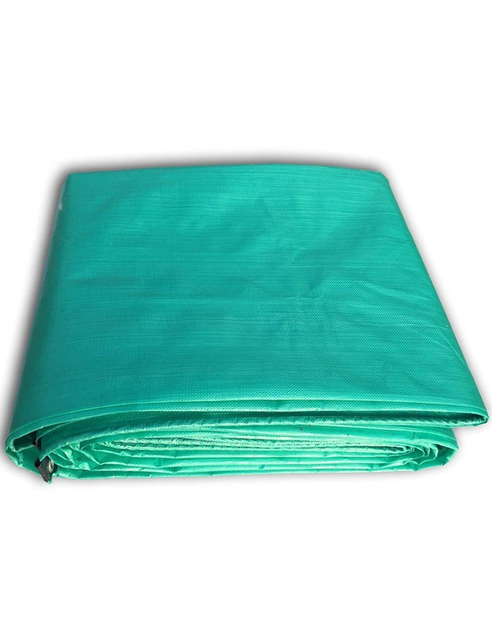 Fonly Grüne Wasserdichte Plane-Abdeckung Verdicken Plane-Zelt-kampierende Hochleistungs-Schatten-Plane
