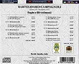 Campagnoli: Fugues and Divertimenti for Solo Violin