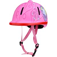 Dovewill Kids/Childs/Toddlers Adjustable Horse Riding Hat Ventilated Helmet